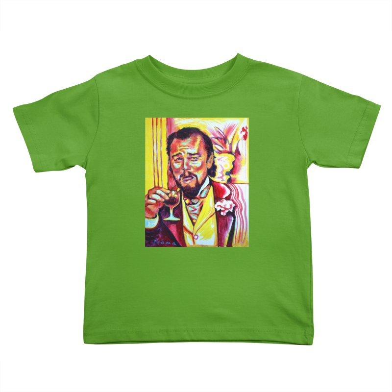 """leomeme Kids Toddler T-Shirt by Art Prints by Seamus Wray available under """"Home"""""""