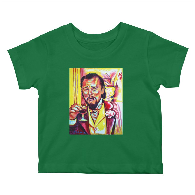 """leomeme Kids Baby T-Shirt by Art Prints by Seamus Wray available under """"Home"""""""