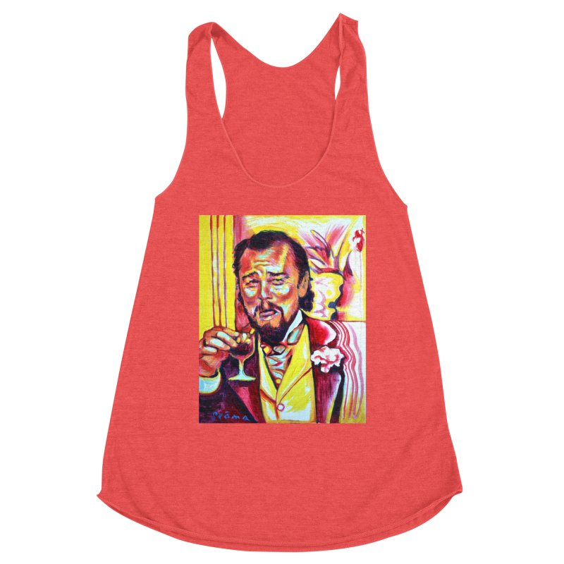 """leomeme Women's Tank by Art Prints by Seamus Wray available under """"Home"""""""