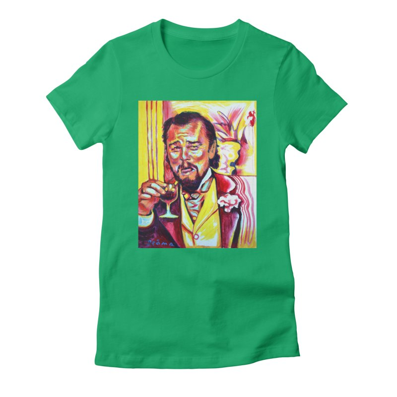 """leomeme Women's T-Shirt by Art Prints by Seamus Wray available under """"Home"""""""