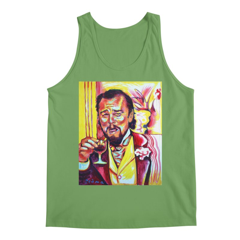 """leomeme Men's Tank by Art Prints by Seamus Wray available under """"Home"""""""