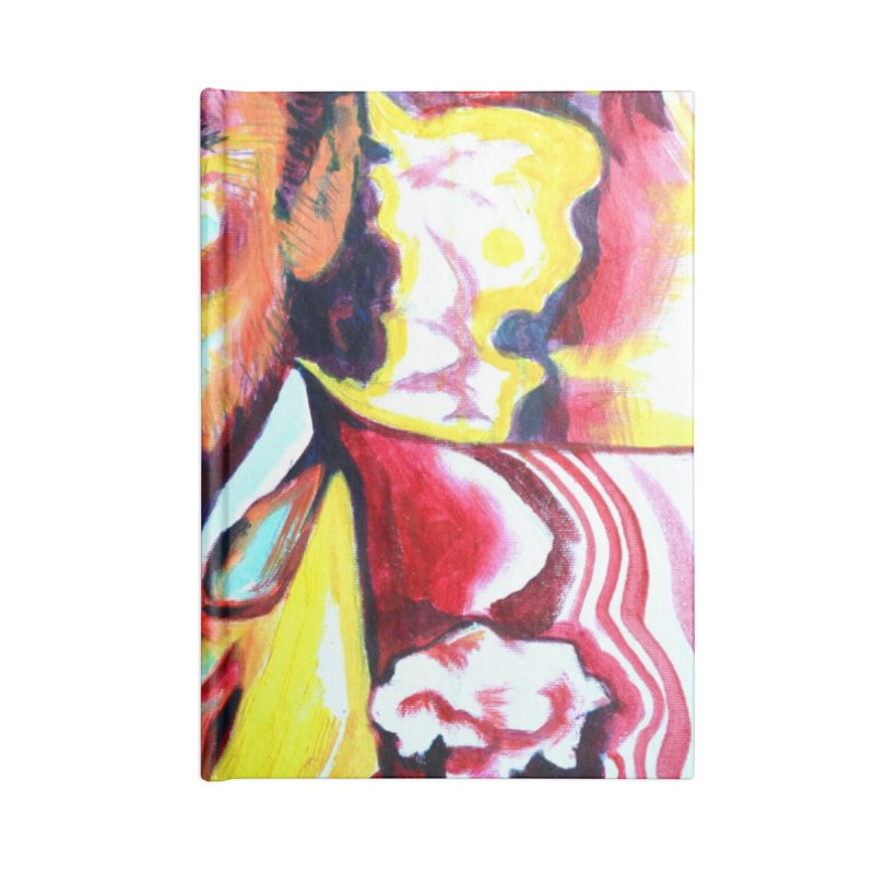 """leomeme Accessories Notebook by Art Prints by Seamus Wray available under """"Home"""""""