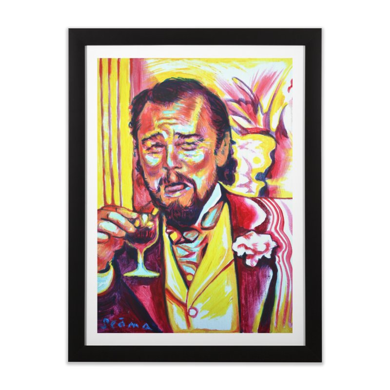 """leomeme Home Framed Fine Art Print by Art Prints by Seamus Wray available under """"Home"""""""