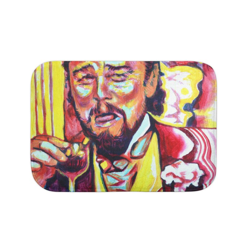 """leomeme Home Bath Mat by Art Prints by Seamus Wray available under """"Home"""""""