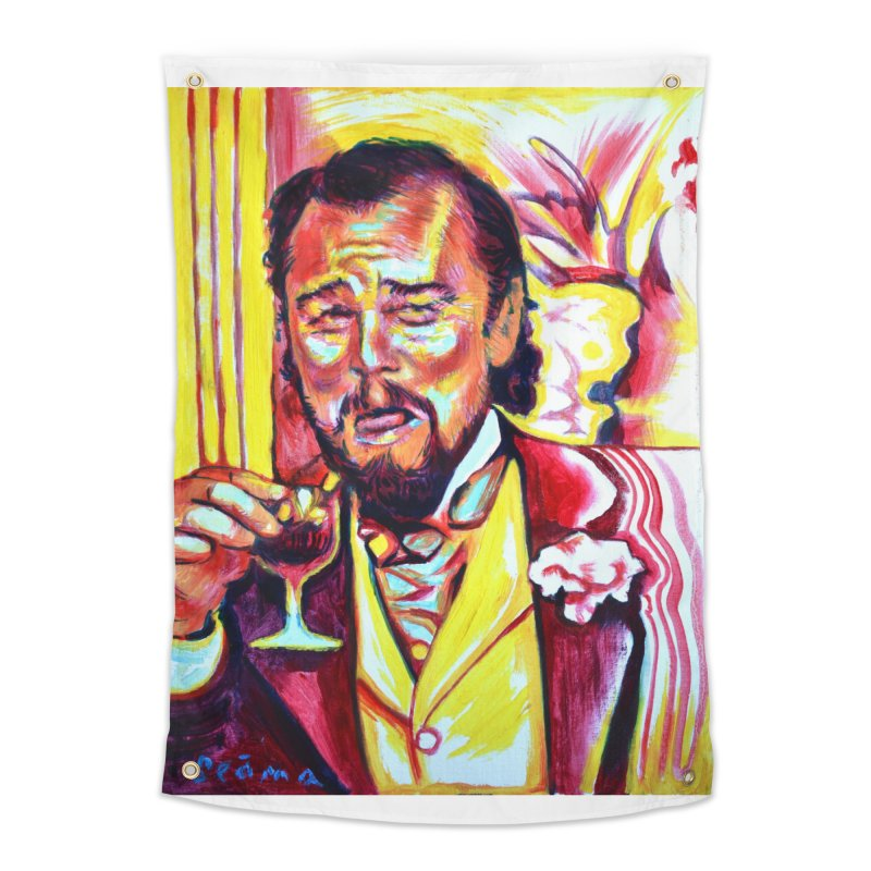 """leomeme Home Tapestry by Art Prints by Seamus Wray available under """"Home"""""""