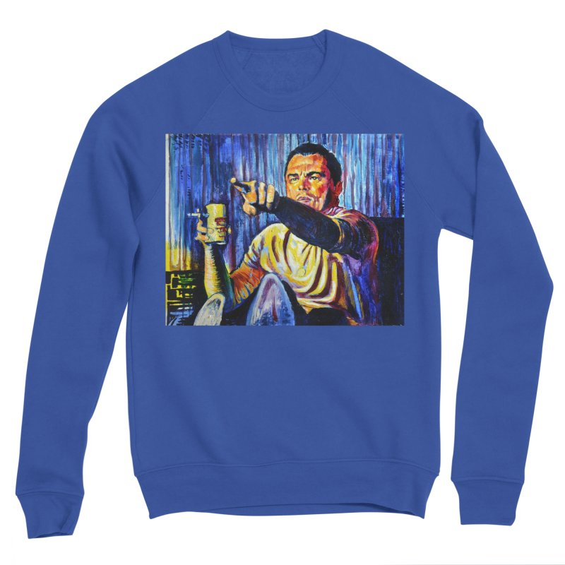 """pointing Women's Sweatshirt by Art Prints by Seamus Wray available under """"Home"""""""