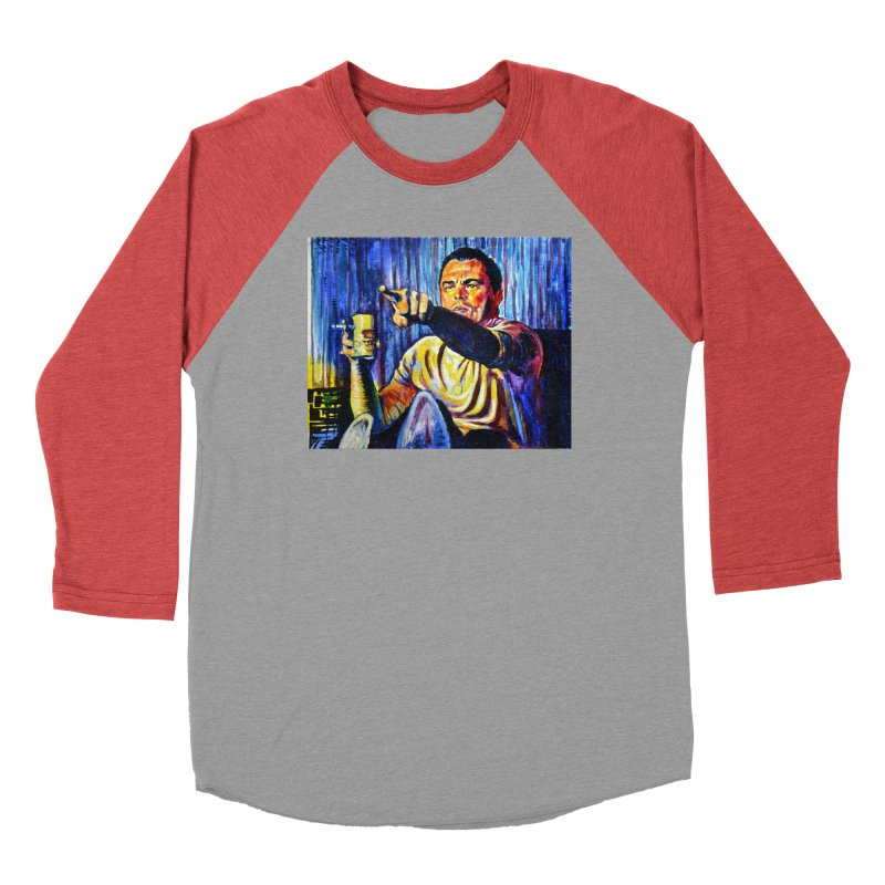 """pointing Men's Longsleeve T-Shirt by Art Prints by Seamus Wray available under """"Home"""""""