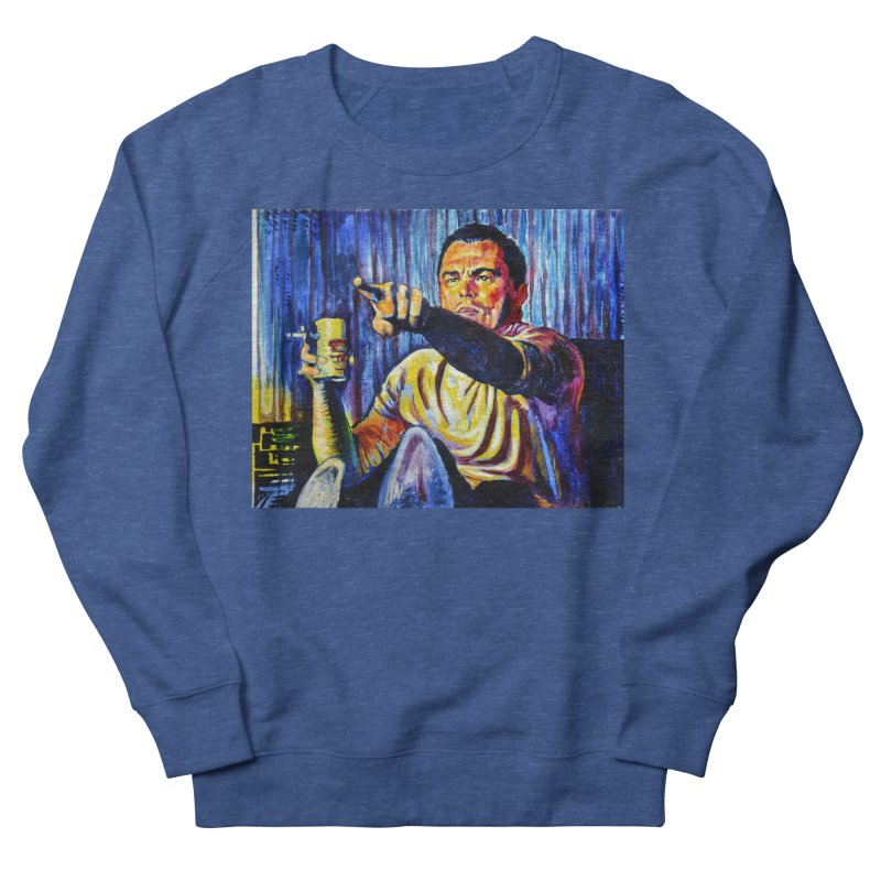"""pointing Men's Sweatshirt by Art Prints by Seamus Wray available under """"Home"""""""