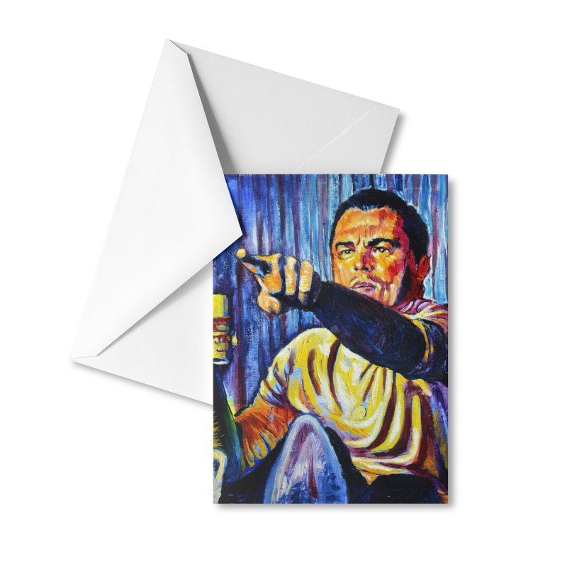 """pointing Accessories Greeting Card by Art Prints by Seamus Wray available under """"Home"""""""