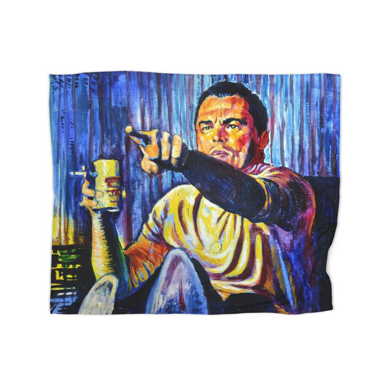 """pointing Home Blanket by Art Prints by Seamus Wray available under """"Home"""""""