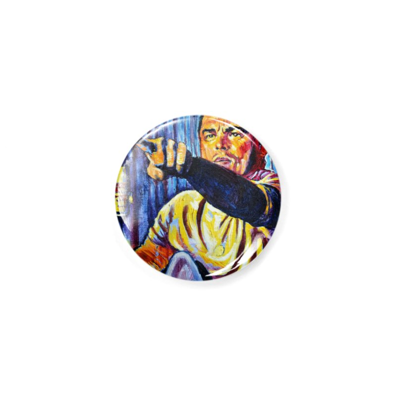 """pointing Accessories Button by Art Prints by Seamus Wray available under """"Home"""""""