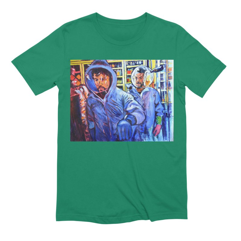 """breach Men's T-Shirt by Art Prints by Seamus Wray available under """"Home"""""""