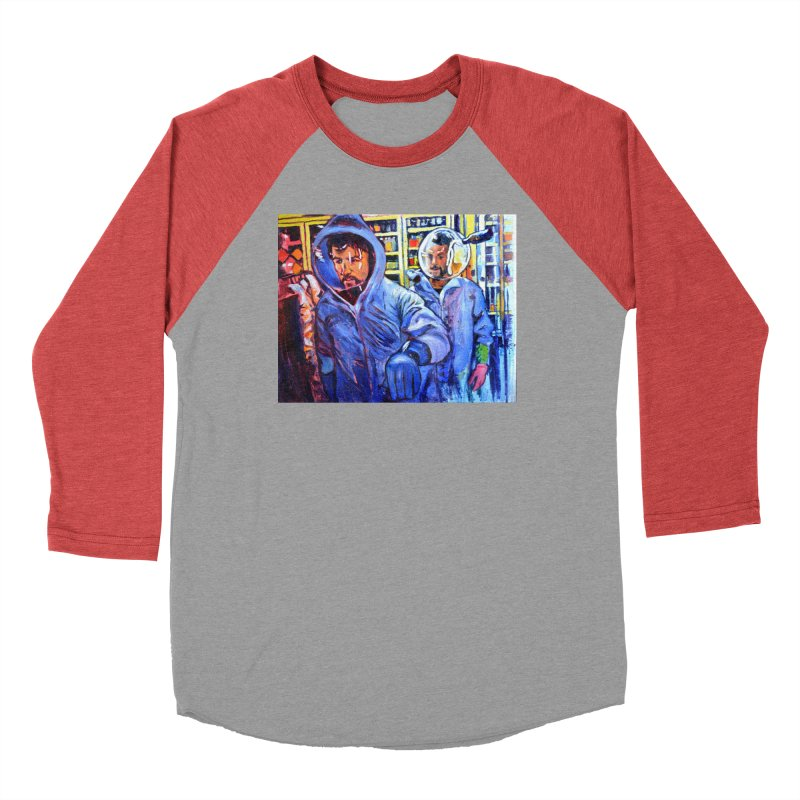 """breach Men's Longsleeve T-Shirt by Art Prints by Seamus Wray available under """"Home"""""""