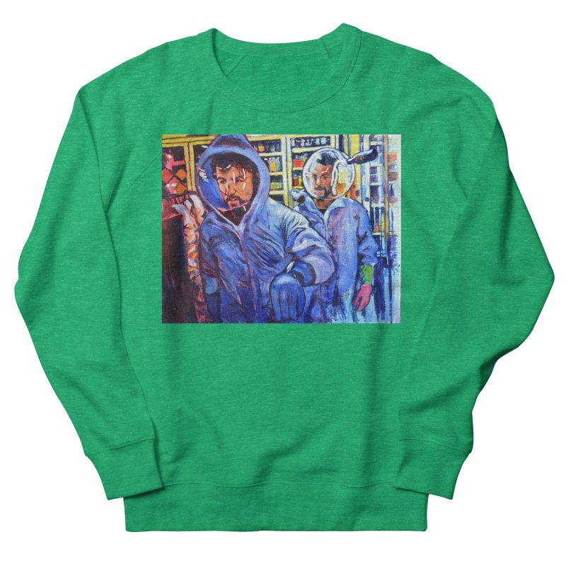 """breach Women's Sweatshirt by Art Prints by Seamus Wray available under """"Home"""""""