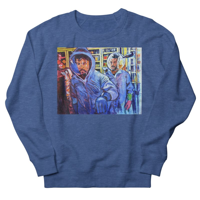 """breach Men's Sweatshirt by Art Prints by Seamus Wray available under """"Home"""""""