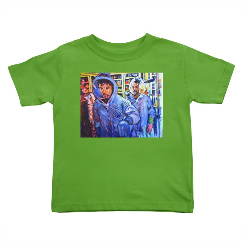 """breach Kids Toddler T-Shirt by Art Prints by Seamus Wray available under """"Home"""""""