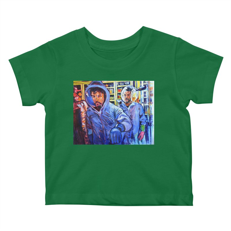 """breach Kids Baby T-Shirt by Art Prints by Seamus Wray available under """"Home"""""""