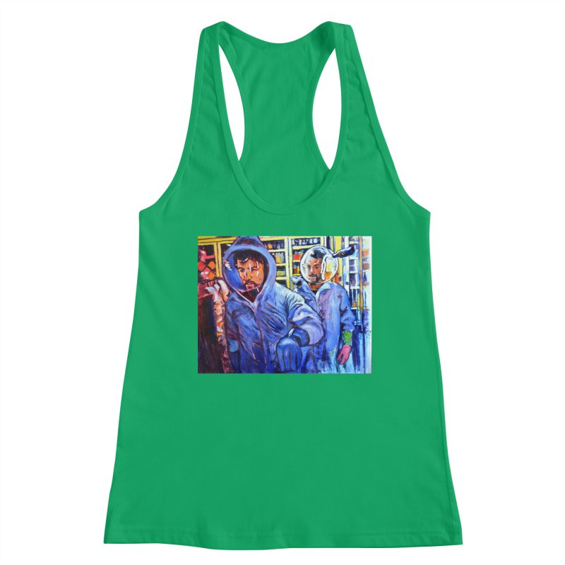 """breach Women's Tank by Art Prints by Seamus Wray available under """"Home"""""""