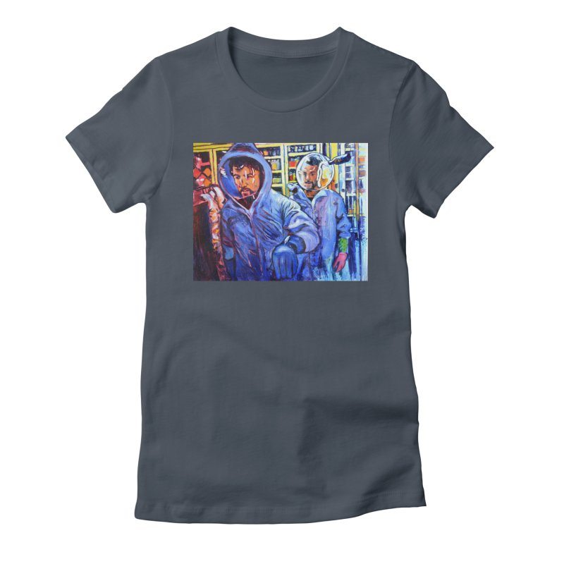 """breach Women's T-Shirt by Art Prints by Seamus Wray available under """"Home"""""""