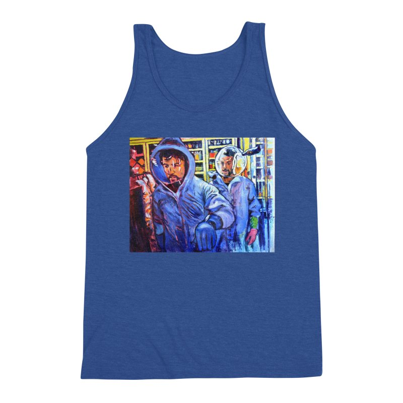 """breach Men's Tank by Art Prints by Seamus Wray available under """"Home"""""""