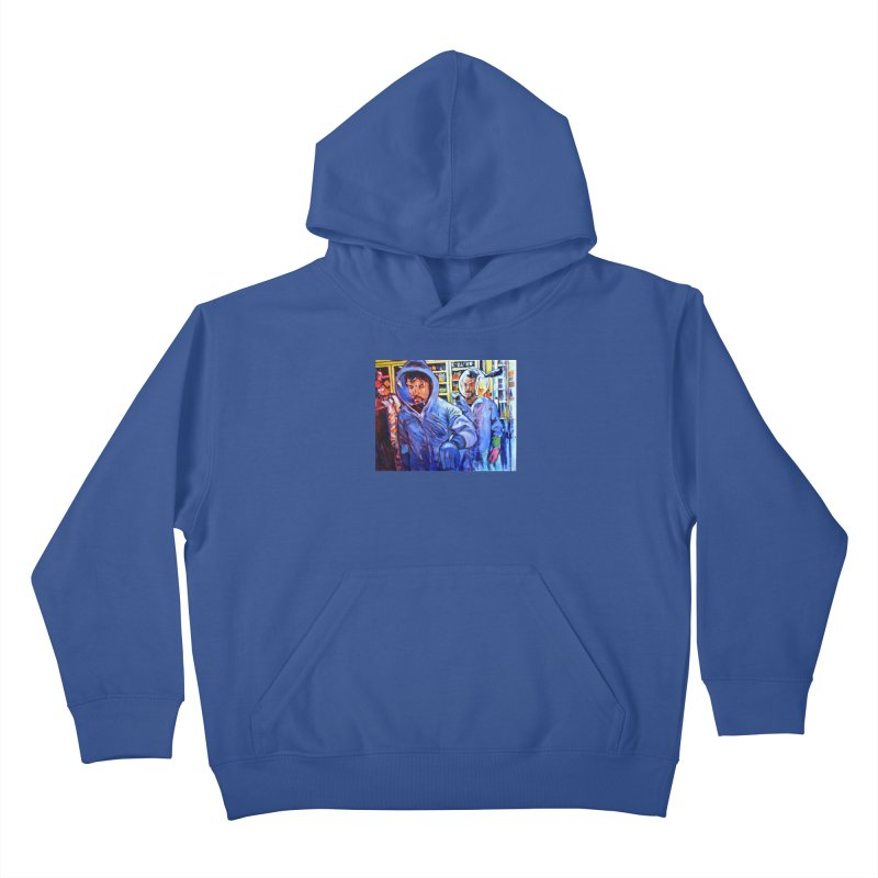 """breach Kids Pullover Hoody by Art Prints by Seamus Wray available under """"Home"""""""