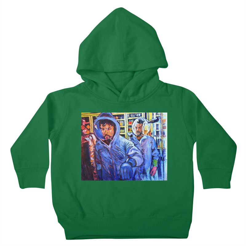 """breach Kids Toddler Pullover Hoody by Art Prints by Seamus Wray available under """"Home"""""""