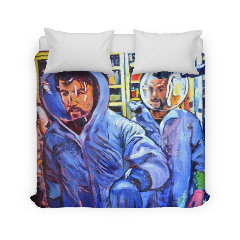"""breach Home Duvet by Art Prints by Seamus Wray available under """"Home"""""""