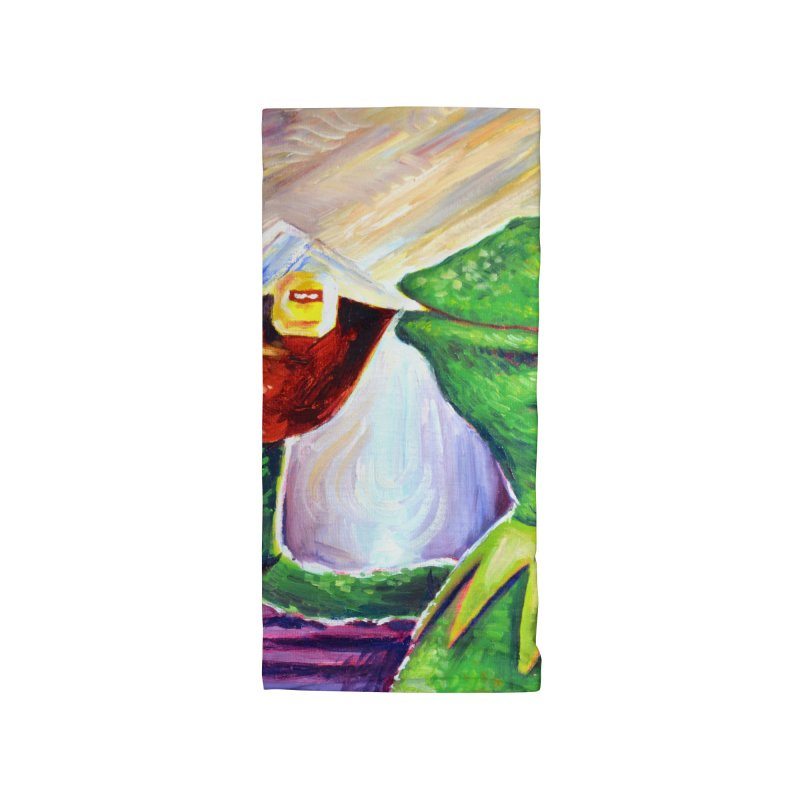 """tea Accessories Neck Gaiter by Art Prints by Seamus Wray available under """"Home"""""""