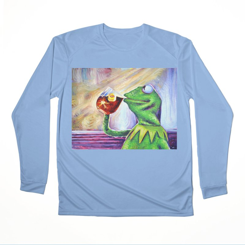 """tea Women's Longsleeve T-Shirt by Art Prints by Seamus Wray available under """"Home"""""""