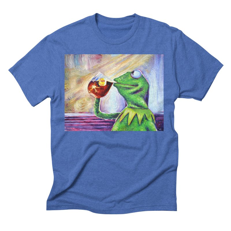 """tea Men's T-Shirt by Art Prints by Seamus Wray available under """"Home"""""""