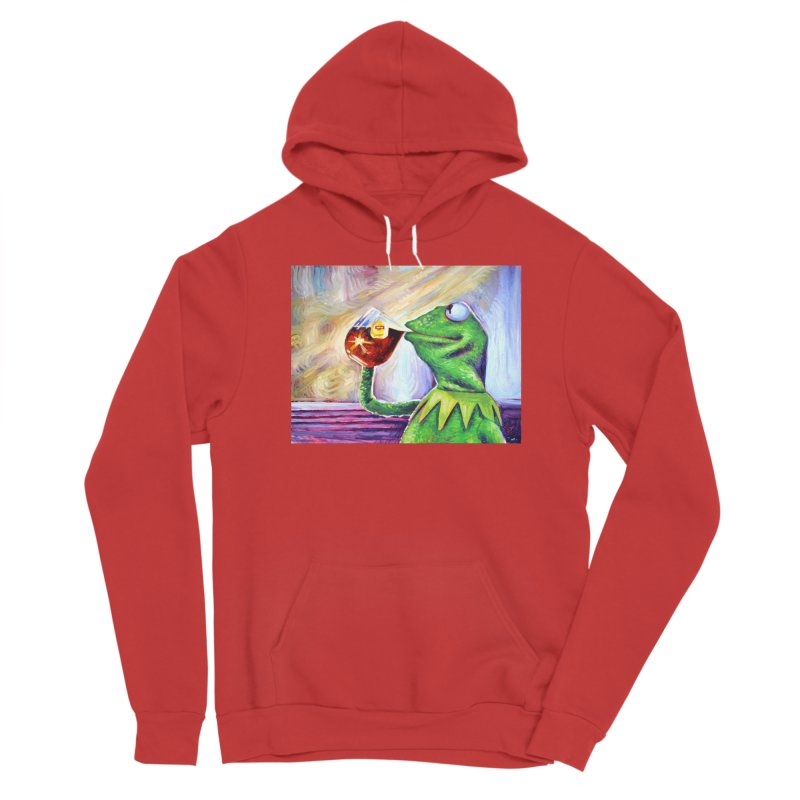 """tea Women's Pullover Hoody by Art Prints by Seamus Wray available under """"Home"""""""