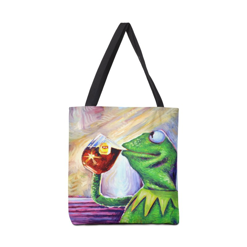"""tea Accessories Bag by Art Prints by Seamus Wray available under """"Home"""""""