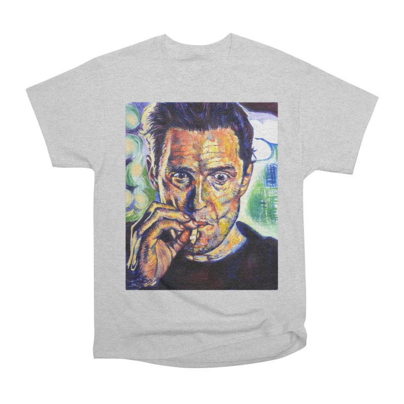 """smokin Men's T-Shirt by Art Prints by Seamus Wray available under """"Home"""""""