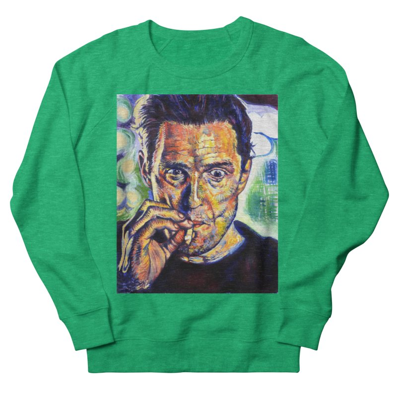 """smokin Women's Sweatshirt by Art Prints by Seamus Wray available under """"Home"""""""
