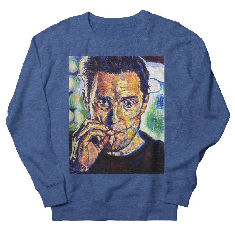 """smokin Men's Sweatshirt by Art Prints by Seamus Wray available under """"Home"""""""