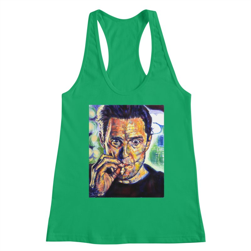 """smokin Women's Tank by Art Prints by Seamus Wray available under """"Home"""""""