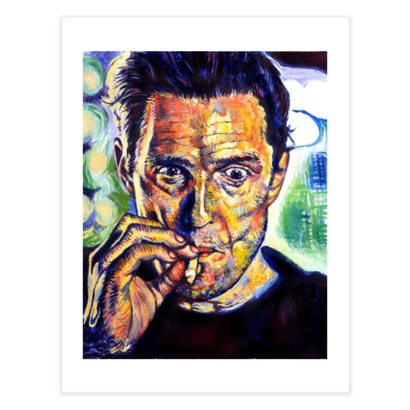 """smokin Home Fine Art Print by Art Prints by Seamus Wray available under """"Home"""""""