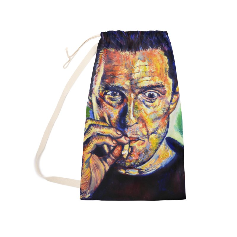 """smokin Accessories Bag by Art Prints by Seamus Wray available under """"Home"""""""