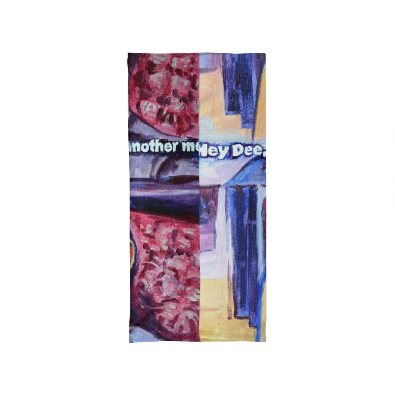 """I dont care Accessories Neck Gaiter by Art Prints by Seamus Wray available under """"Home"""""""
