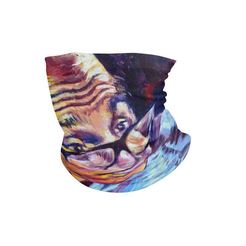 """untitled Accessories Neck Gaiter by Art Prints by Seamus Wray available under """"Home"""""""