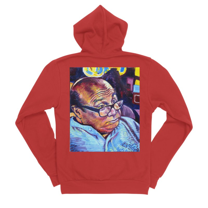 """untitled Women's Zip-Up Hoody by Art Prints by Seamus Wray available under """"Home"""""""