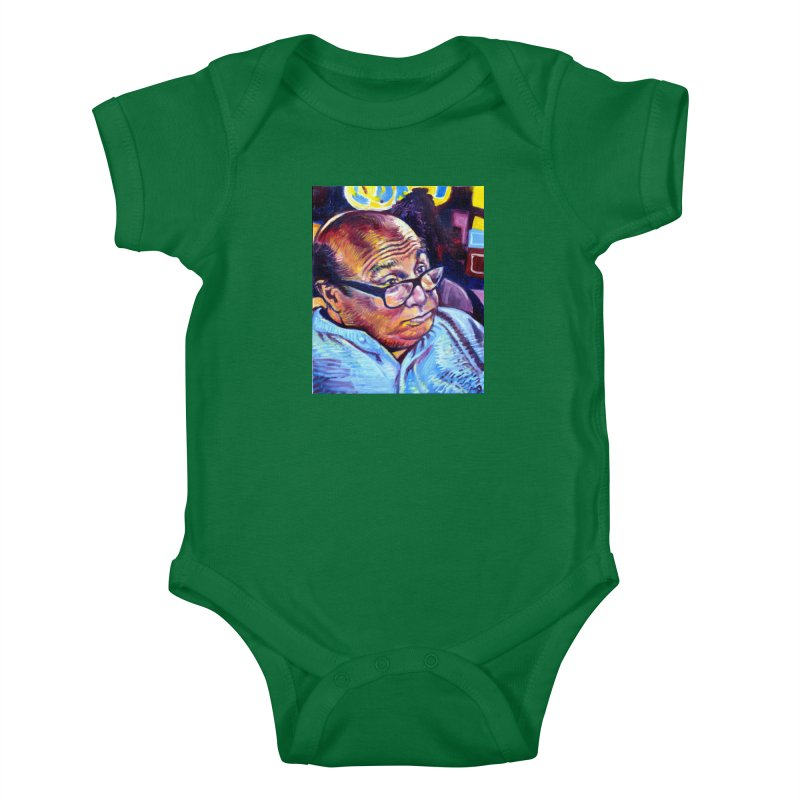 """untitled Kids Baby Bodysuit by Art Prints by Seamus Wray available under """"Home"""""""