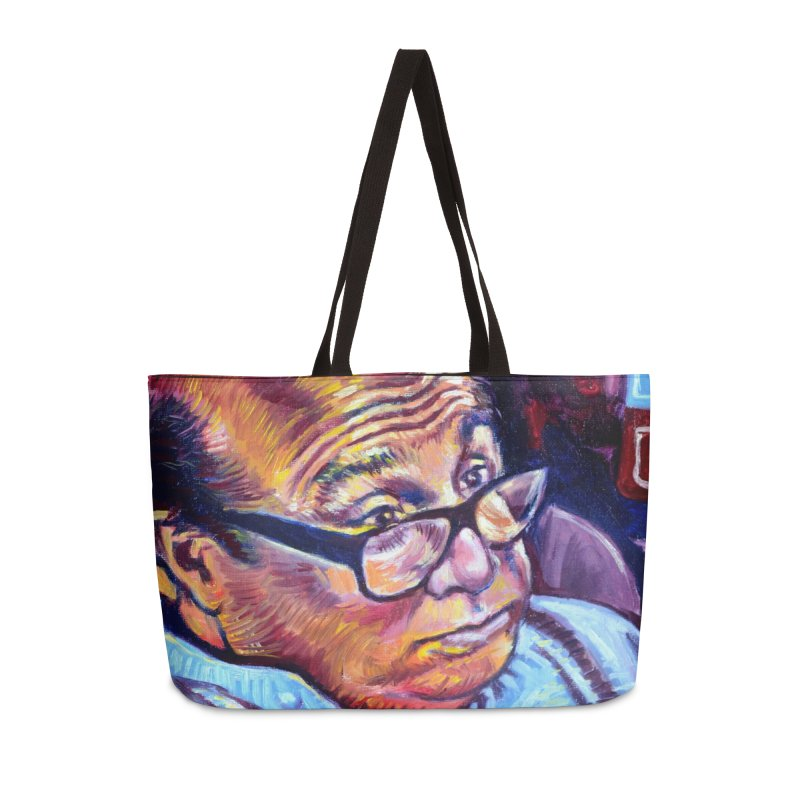 """untitled Accessories Bag by Art Prints by Seamus Wray available under """"Home"""""""