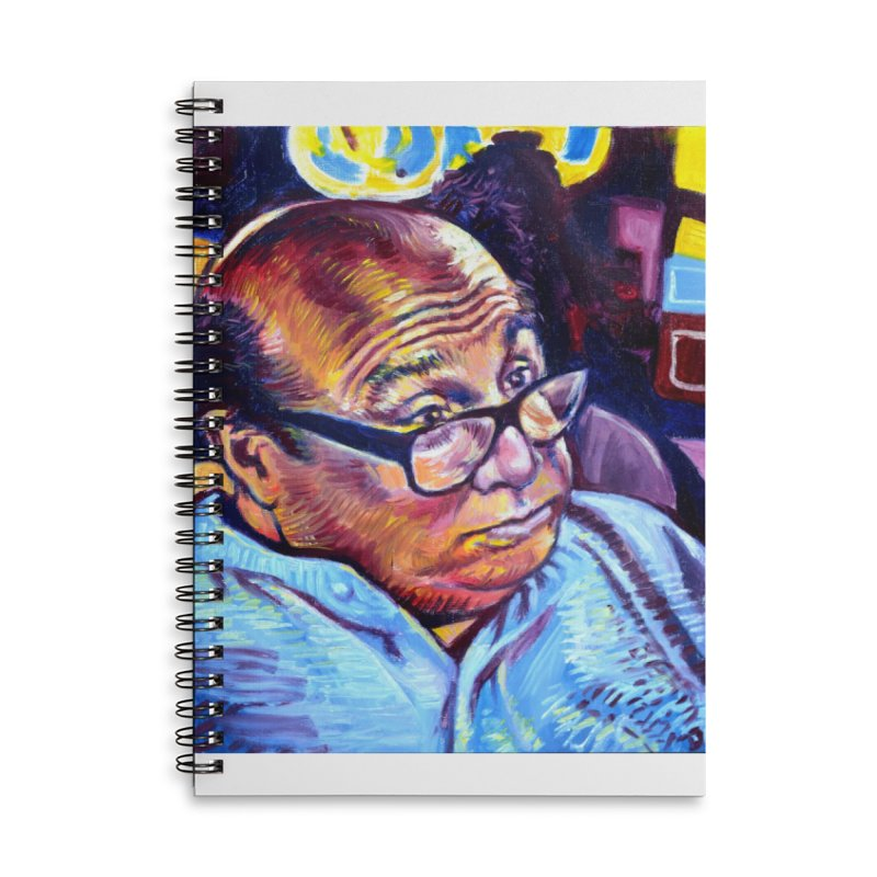 """untitled Accessories Notebook by Art Prints by Seamus Wray available under """"Home"""""""