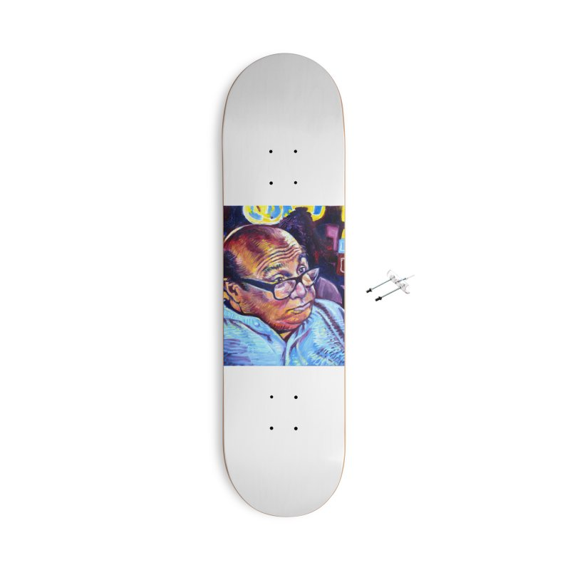 """untitled Accessories Skateboard by Art Prints by Seamus Wray available under """"Home"""""""