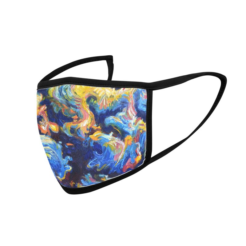 """clouds Accessories Face Mask by Art Prints by Seamus Wray available under """"Home"""""""