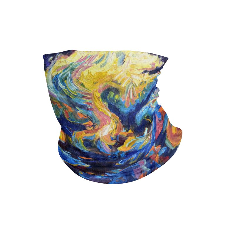 """clouds Accessories Neck Gaiter by Art Prints by Seamus Wray available under """"Home"""""""