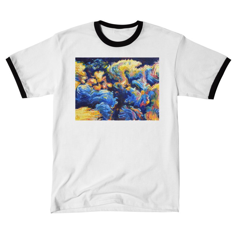 """clouds Women's T-Shirt by Art Prints by Seamus Wray available under """"Home"""""""