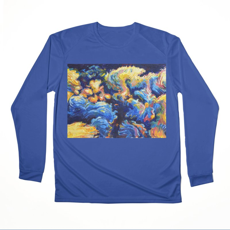 """clouds Women's Longsleeve T-Shirt by Art Prints by Seamus Wray available under """"Home"""""""