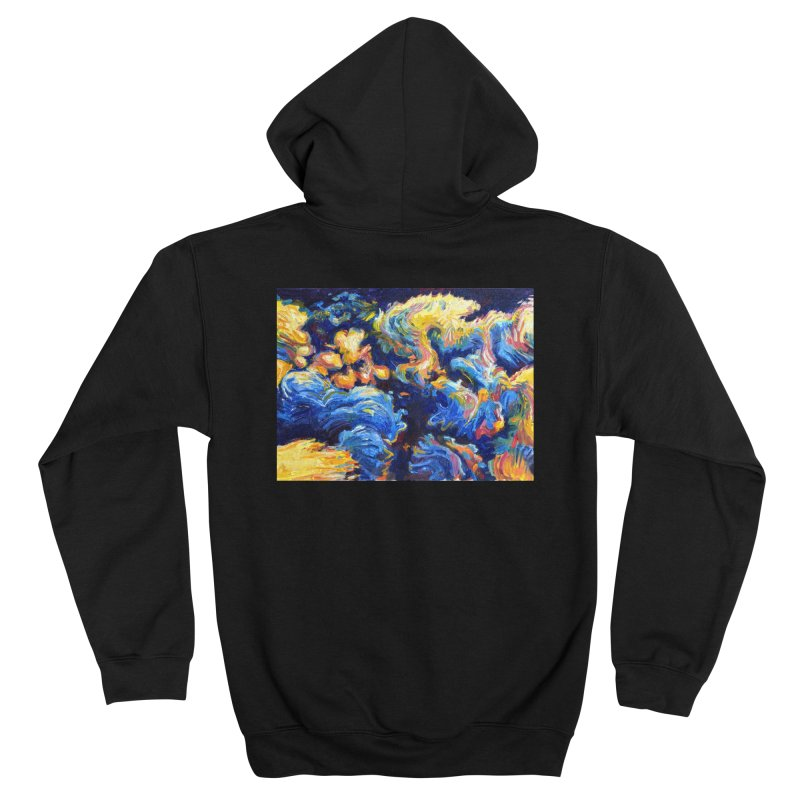 """clouds Men's Zip-Up Hoody by Art Prints by Seamus Wray available under """"Home"""""""